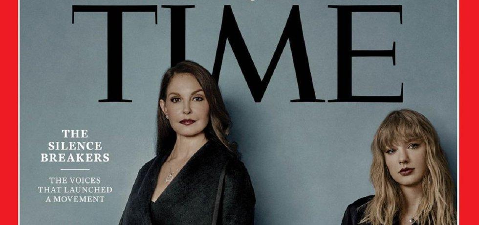 Osobností roku 2017 je podle časopisu Time hnutí #MeToo