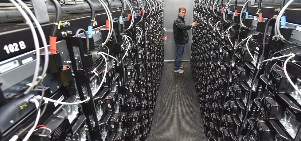 E.ON zprovoznil největší bateriové úložiště. Kapacitu má až 1,75 megawatthodiny (MWh),