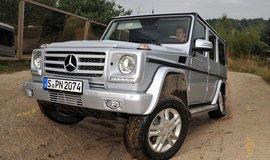 Mercedes-Benz G350, ilustrační foto