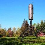 Radar pardubické firmy Era, která rozpracovává technologii pasivního sledování