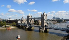 Tower Bridge (Zdroj: Pixabay.com)