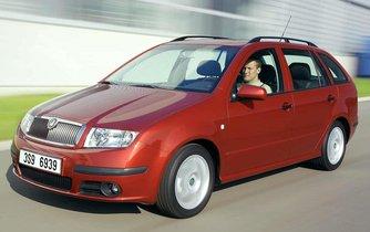 Škoda Fabia I. 1.4 16V 59 kW