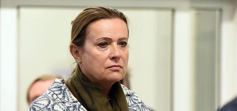 Bývalá šéfka ERÚ Alena Vitásková