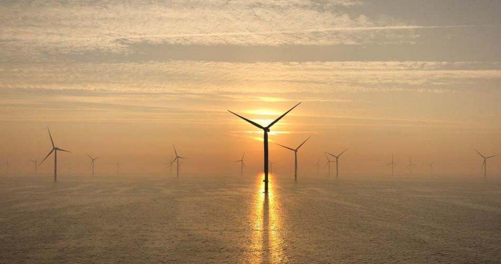 Větrný park Arkona disponuje 60 turbínami o celkovém výkonu 385 MW.