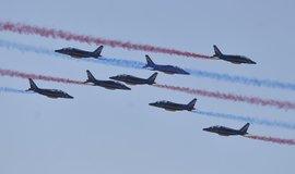 Dny NATO: vojenskou techniku si přišlo prohlédnout 220 tisíc lidí