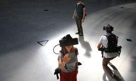 """Lepší než doopravdy: Česko zaujalo přední místo v byznysu s """"chytrou"""" virtuální realitou"""