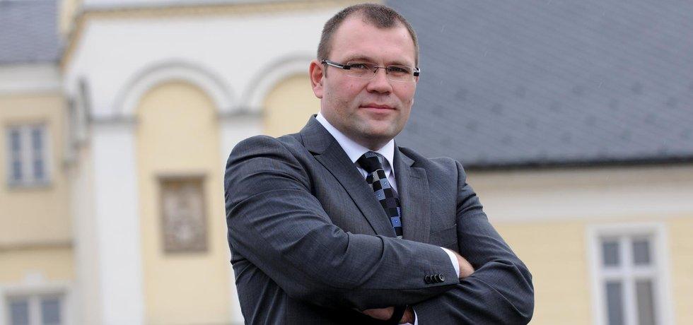 Tomáše Hanzela (na snímku) nahradil ve funkcí primátora Karviné Jan Wolf