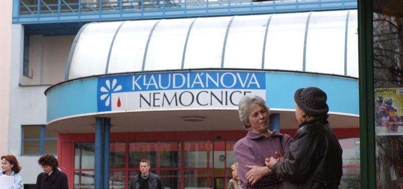 *Klaudiánova nemocnice, Mladá Boleslav