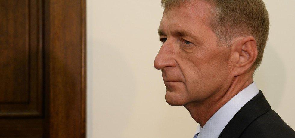 Odsouzený lobbista Roman Janoušek