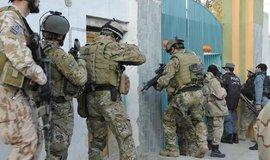 Česká 601. skupina v Afghánistánu, ilustrační foto