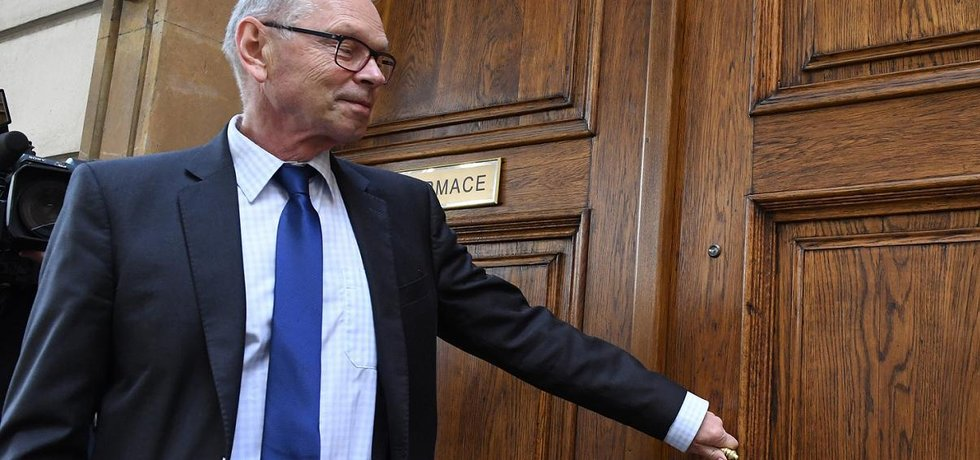 Kandidát na post ministra financí Ivan Pilný