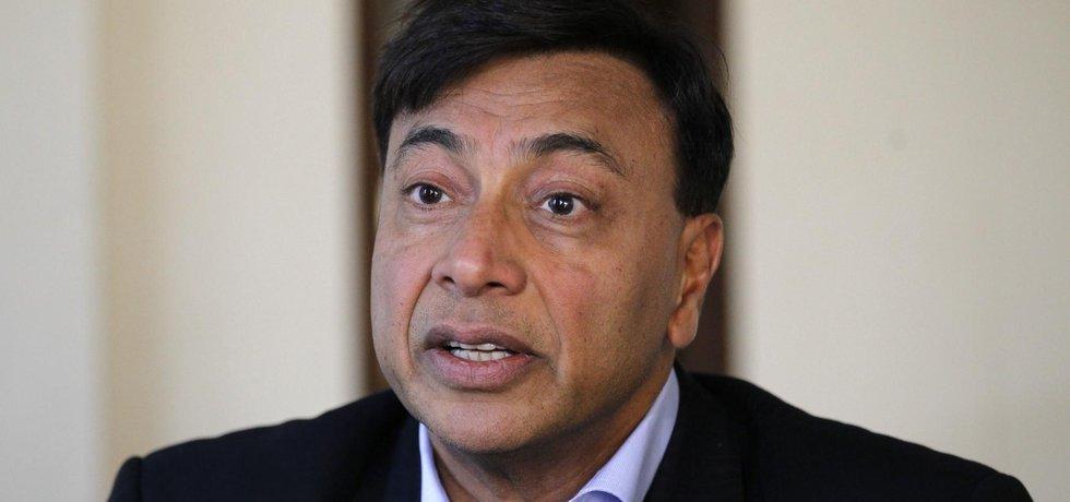 Lakšmí Mittal, indický ocelářský magnát