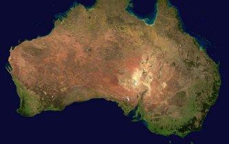 Austrálie je ohrožena klimatickými změnami.