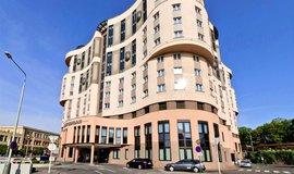 Pražský hotel Don Giovanni na Žižkově
