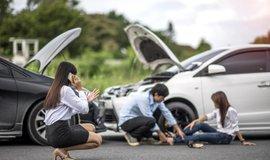 Stali jste se obětí dopravní nehody? Přečtete si, kdy máte ze zákona nárok na odškodné