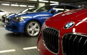 Vozy BMW