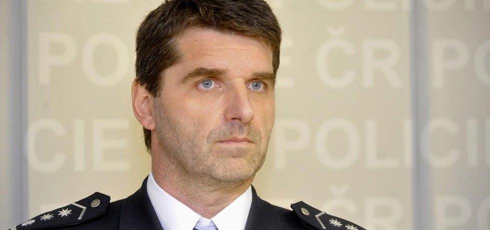 Policejním prezidentem bude Jan Švejdar