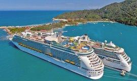 10 největších výletních lodí na světě