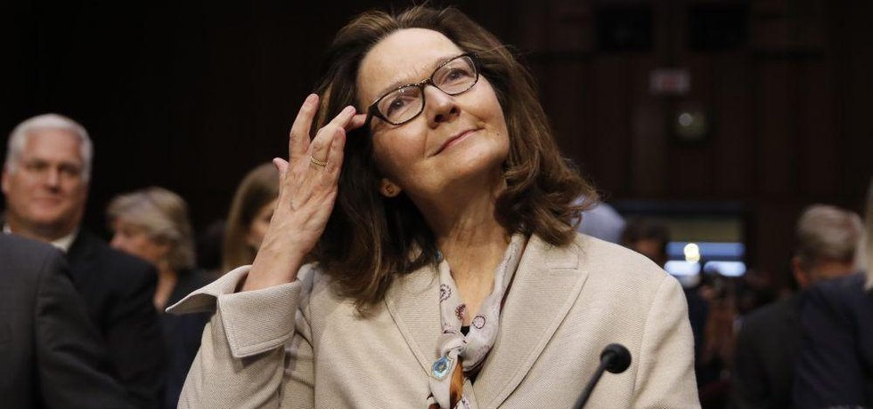 Kandidátka na šéfku CIA Gina Haspelová
