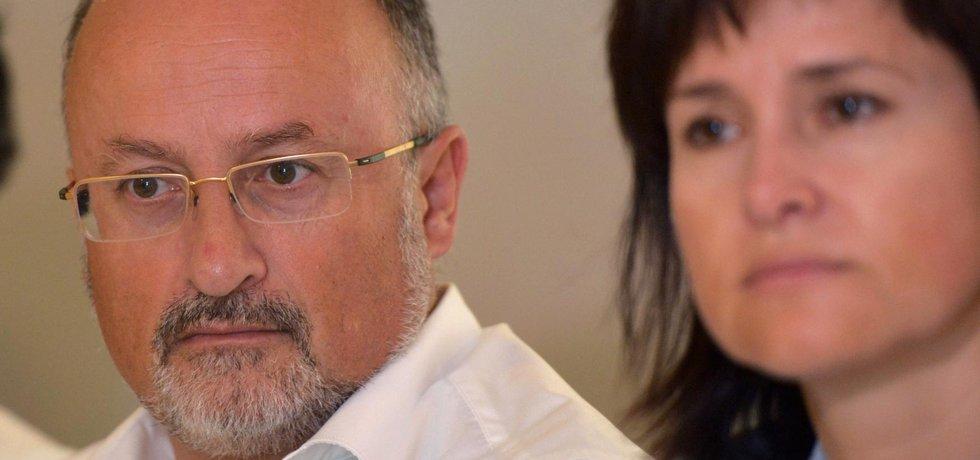 Jiří Svoboda (ANO) zůstane primátorem Českých Budějovic