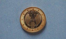 Německé euro - ilustrační foto