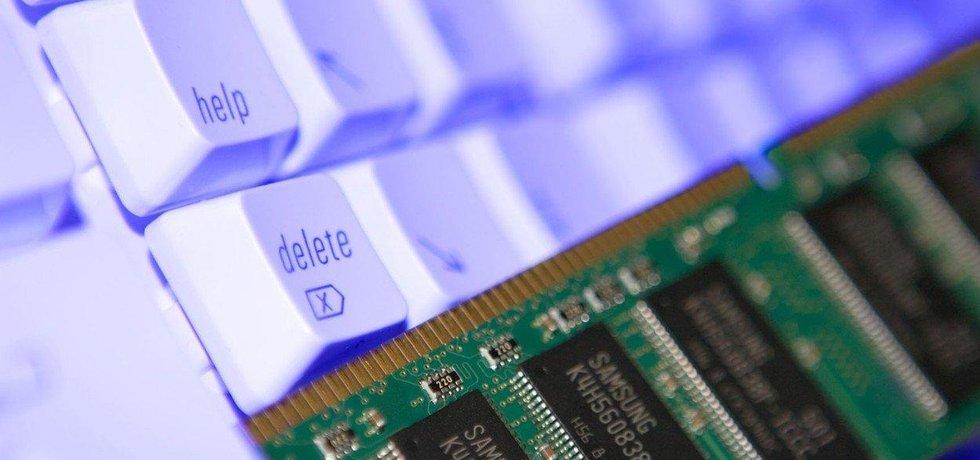 Paměť RAM od Samsungu