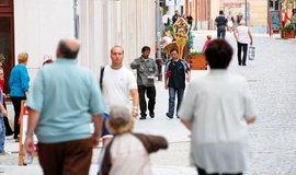 Počet obyvatel Česka ve čtvrtletí vzrostl na 10,613 milionu lidí, ilustrační foto