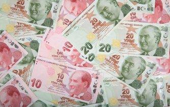 Turecká lira (Zdroj: Pixabay.com)