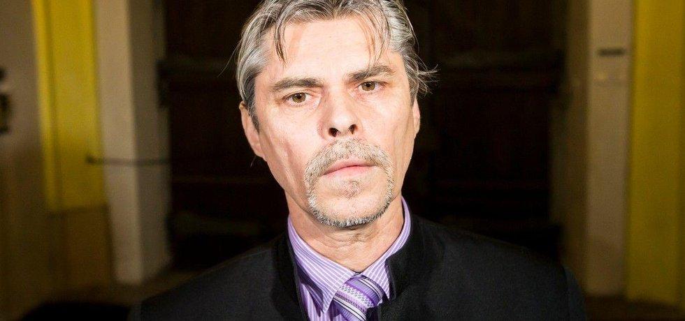 Poslanec ANO Bohuslav Chalupa