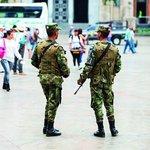 Přes veškerý nový lesk Medellínu zůstává v některých částech města přece jenom problémem pouliční kriminalita