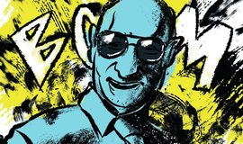Ilustrace k eseji 20 let Vladimira Putina