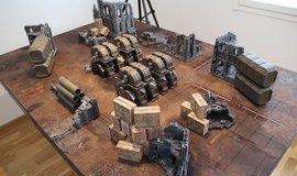 Stolní hry čekají zlaté časy, říká výrobce herních podložek a miniatur Matouš Hloušek