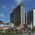 5. Sands Cotai Central (Macao) - 6 000 pokojů