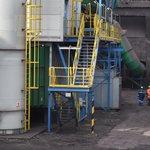 Tkaninový filtr v ArcelorMittal Ostrava