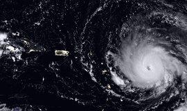 Za častější a silnější hurikány si může člověk sám, tvrdí někteří vědci. Ilustrační foto.