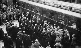 Masarykův návrat do vlasti
