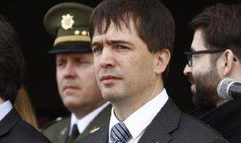 Odvolaný starosta Chebu Petr Navrátil