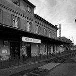 Historická podoba nádraží Praha - Bubny