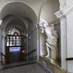 Interiér pražské Invalidovny (Zdroj: čtk)