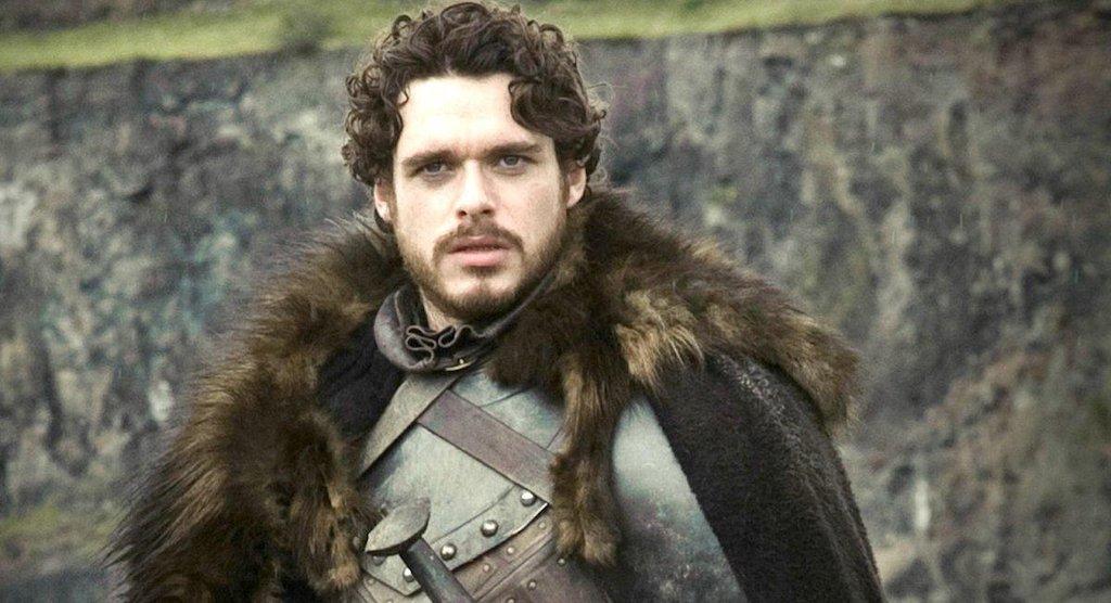 Robb Stark - mrtev