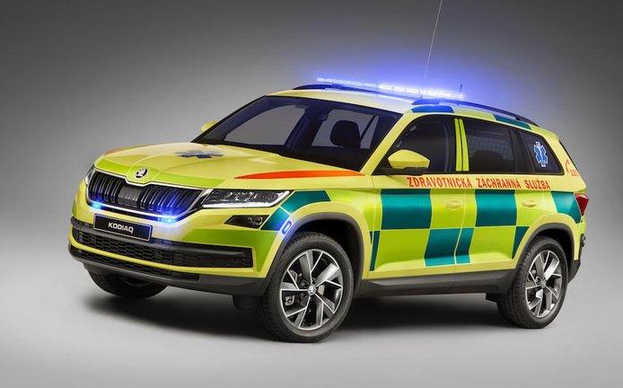 Škoda Kodiaq Ambulance