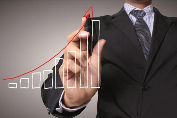 graf, hospodaření, růst