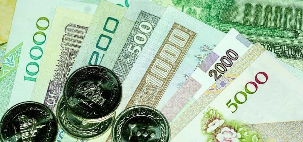 Íránská měna riál