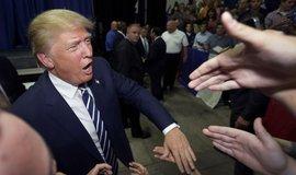 Krach, jaký svět neviděl. Trump varuje před propadem trhu, pokud nebude znovu zvolen