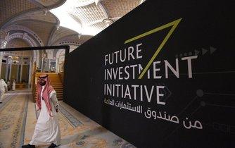 Future Investment Initiative v Rijádu (foto z roku 2017)