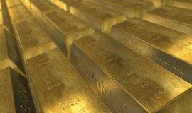 Investiční zlato, ilustrační foto