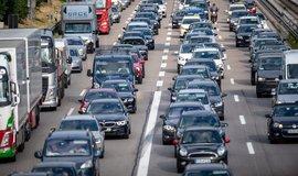 Silniční doprava v Německu, ilustrační foto