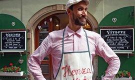 Jan Hochsteiger, pražský zmrzlinář se zaručeně pravou italskou zmrzlinou