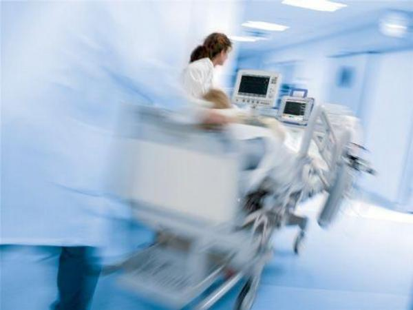 nemocnice, chodba, pohotovost, jip
