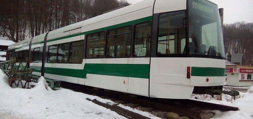Tramvaj RT6S